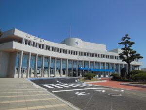 南さつま市本庁舎耐震改修 1枚目