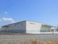 帝国倉庫運輸㈱志布志営業所倉庫の写真