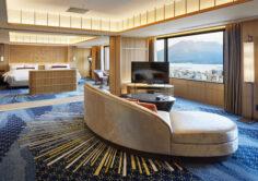 SHIROYAMA HOTEL kagoshima東棟客室改修工事